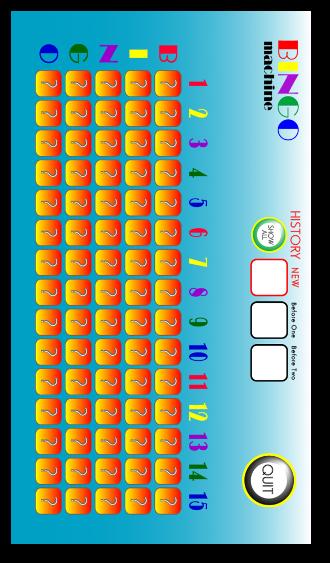 ビンゴマシン06